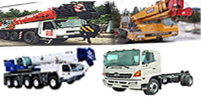 Wide range of crane spare parts available